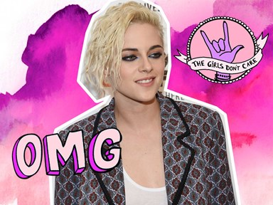 Kristen Stewart is officially dating your fave model's ex-girlfiend, and woah