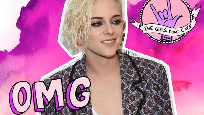 Kristen Stewart and St. Vincent are now dating