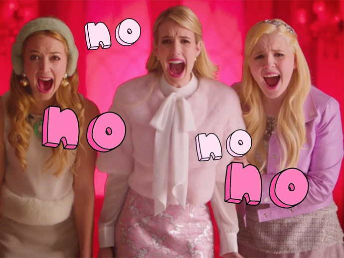 Scream Queens in danger of cancellation