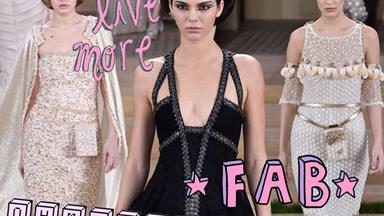 Kendall, Gigi and Bella have taken up a new career that ain't modelling