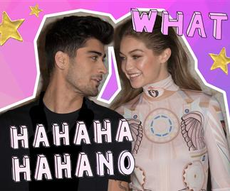 Zayn Malik's ex Rebecca Ferguson throws shade and him and Giggi
