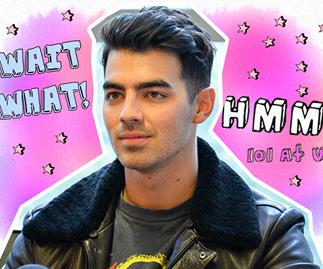 Joe Jonas reveals penis size in Reddit AMA