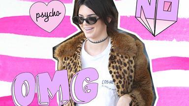 Kendall Jenner's stalker was banging on her car windows when she was inside