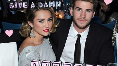 Miley and Liam have *finally* made their first public appearance together and there was so much PDA