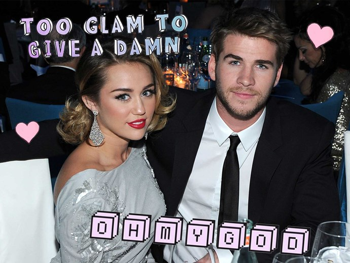 Miley Cyrus and Liam Hemsworth make first public appearance