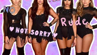 "Little Mix have most definitely stolen ""Shout Out To My Ex"" from this very famous song"
