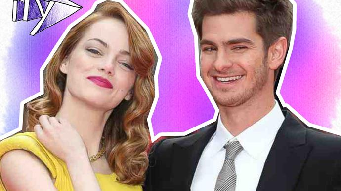Emma Stone admits she still loves Andy Garfield