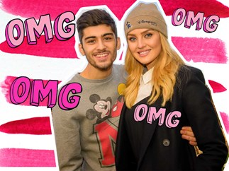 Zayn Malik dumped Perrie Edwards by text