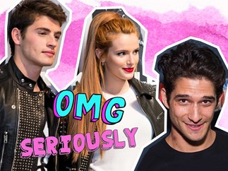 Bella Thorne moves in with Tyler Posey