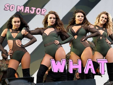 You won't believe which Little Mix queen suffers from anorexia