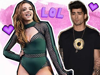 Little Mix's Jade makes fun of Zayn's X-Factor audition