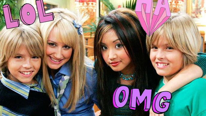 """Emma Stone was in Disney's """"Suite Life of Zack & Cody"""""""
