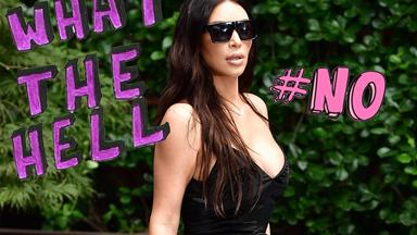 Actual footage of Kim Kardashian's robbers have surfaced an it's chilling...