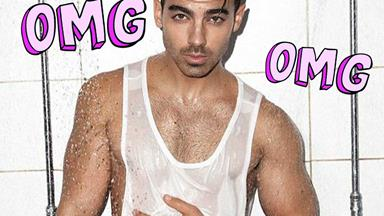 Joe Jonas is totally dating one of your favourite TV stars