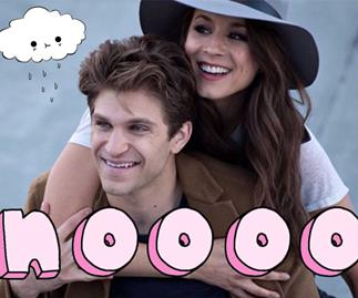 Keegan Allen pens emotional goodbye to Troian Bellisario
