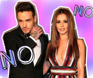 Cheryl's Instagram hacked and attacked Liam Payne