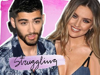 Perrie Edwards was left homeless when Zayn dumped her