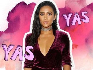 Shay Mitchell reveals how she stays fit