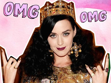 Katy Perry shades Taylor Swift hard at Kanye West concert