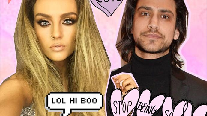 Perrie Edwards breaks up with Luke Pasqualino