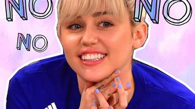 Miley Cyrus said something pretty awful about the engagement ring Liam gave her