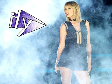 Fans are dead-set on the fact Taylor Swift is sending them a secret message