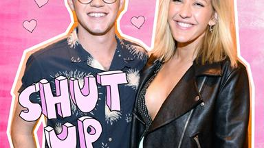 Niall Horan and Ellie Goulding are so totally a thing right now