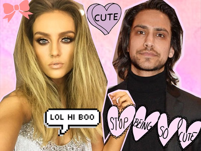 Luke Pasqualino receives death threats following Perrie Edwards split