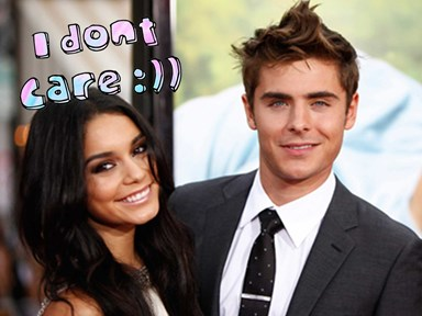 Vanessa Hudgens spills on why she dumped Zac Efron