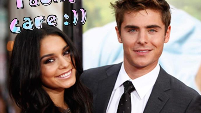 Vanessa Hudgens reveals why she dumped Zac Efron