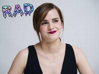 Emma Watson doppelganger Megan Flockhart