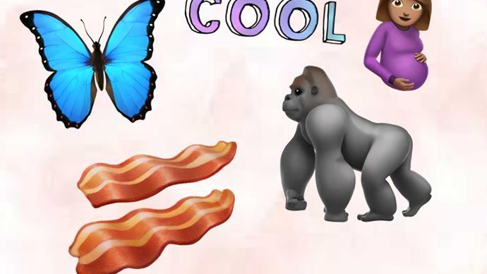 New emojis coming to iOS 10.2 beta include Harambe