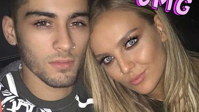Did Perrie Edwards and Luke Pasqualino break up over Zayn?