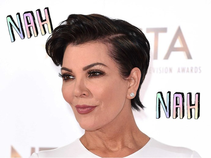 Kris Jenner calls out Michael Buble for calling Kim a bitch