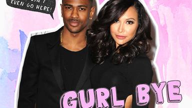 "Big Sean BRUTALLY drags Naya Rivera in his new song ""No More Interviews""."