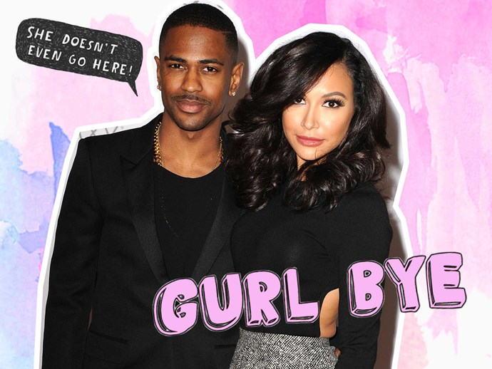 Big Sean calls out Naya Rivera in his new song