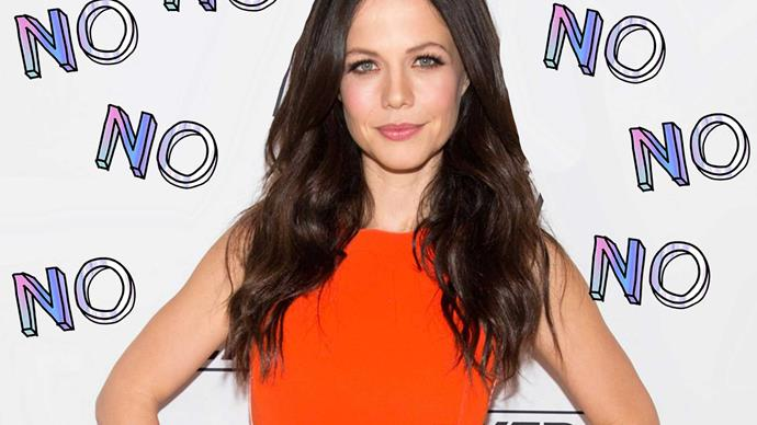 Tammin Sursok bullied at school for being overweight