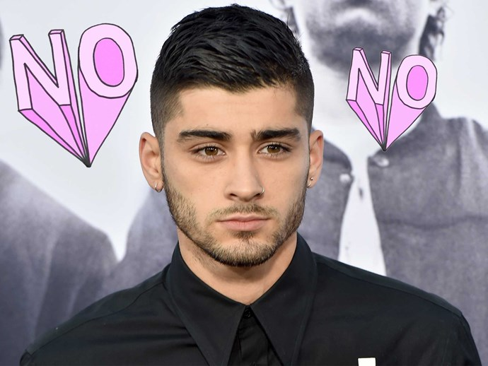 Zayn regrets joining One Direction alltogether