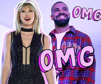 Taylor Swift and Drake are collaborating on music