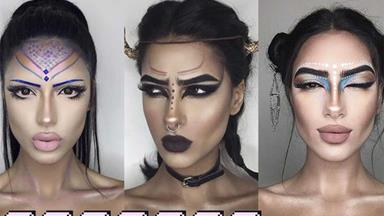 This makeup artist created a flawless look for each star sign, absolutely nailed it