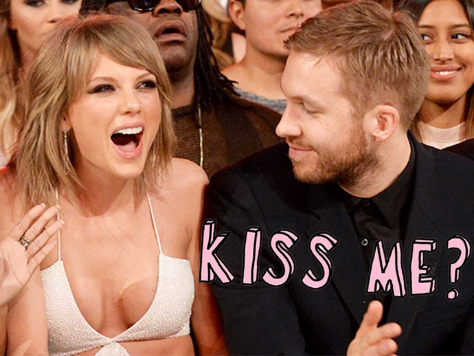 Calvin Harris thanks Taylor Swift on Twitter
