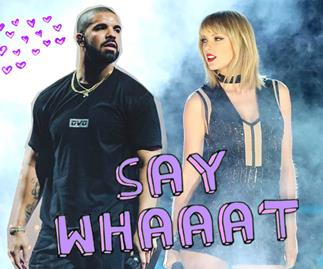 Drake and Taylor Swift go Instagram official