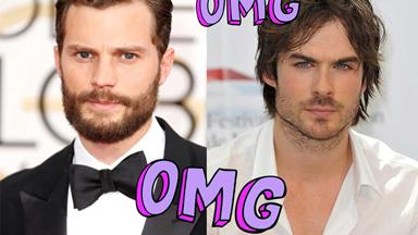 Ian Somerhalder could take over the main role in Fifty Shades of Grey and WOT!?