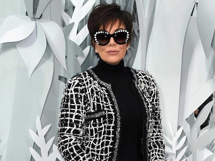 Kris Jenner younger sister Karen Houghten got facelift