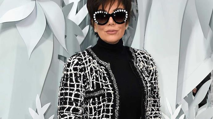 Kris Jenner younger sister Karen Houghten got facelift