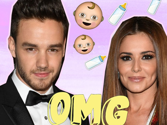 There's a solid chance Cheryl and Liam Payne could be expecting twins