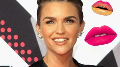 You won't believe which Aussie singer Ruby Rose is now dating