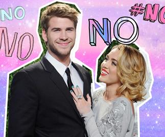 Apparently Chris Hemsworth wants Liam to dump Miley