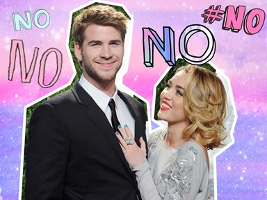 Liam Hemsworth's family want him to get rid of Miley