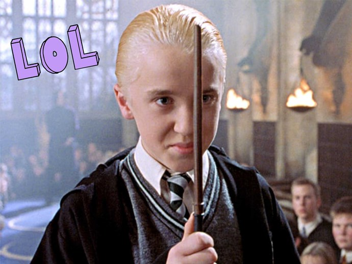 Draco Malfoy doppelganger has gone viral